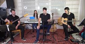 László Attila és zenekara - bemutatkozó koncert
