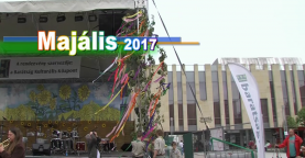 Majális 2017 - archív felvétel